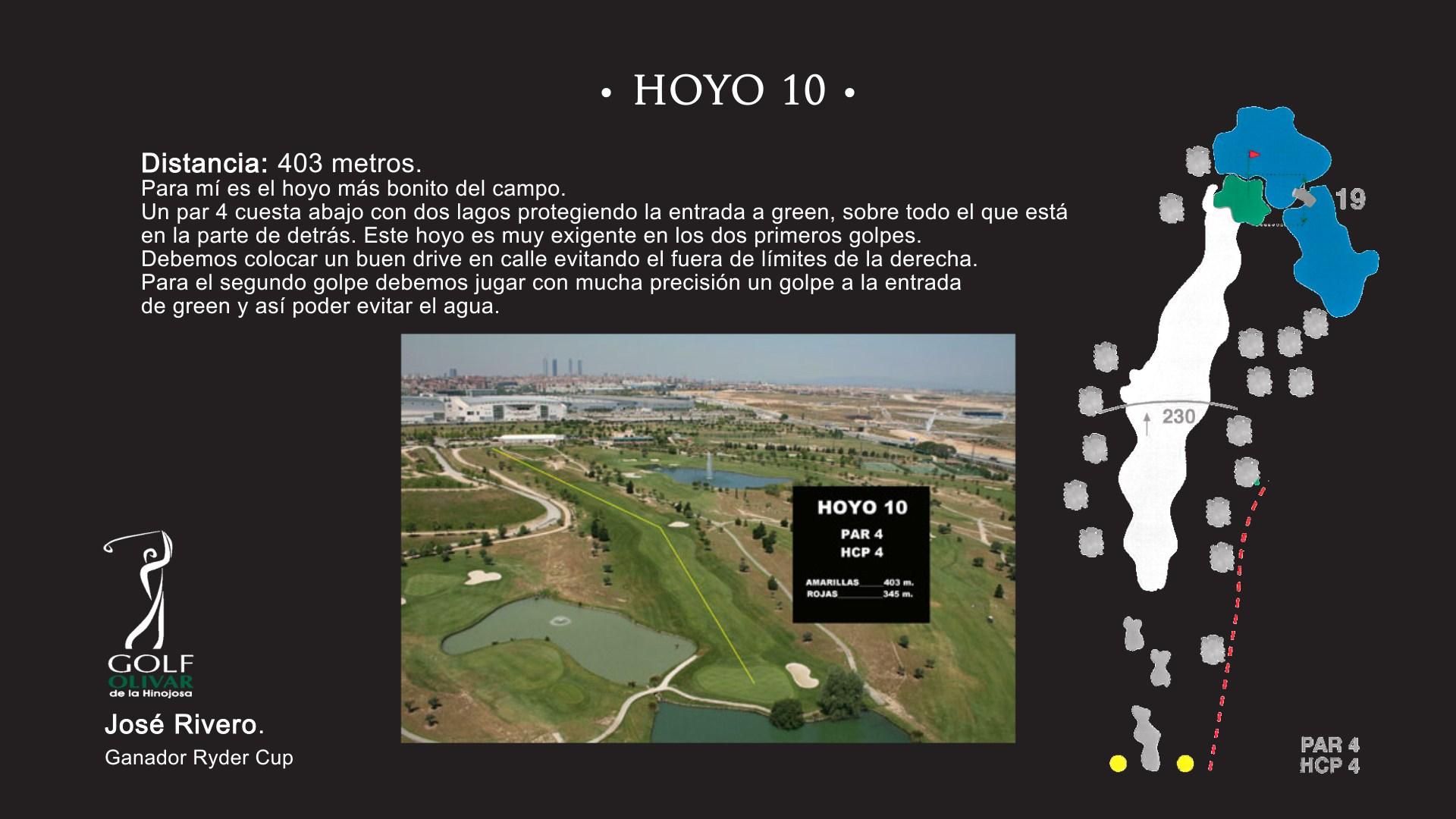Hoyo 10 Olivar de la Hinojosa