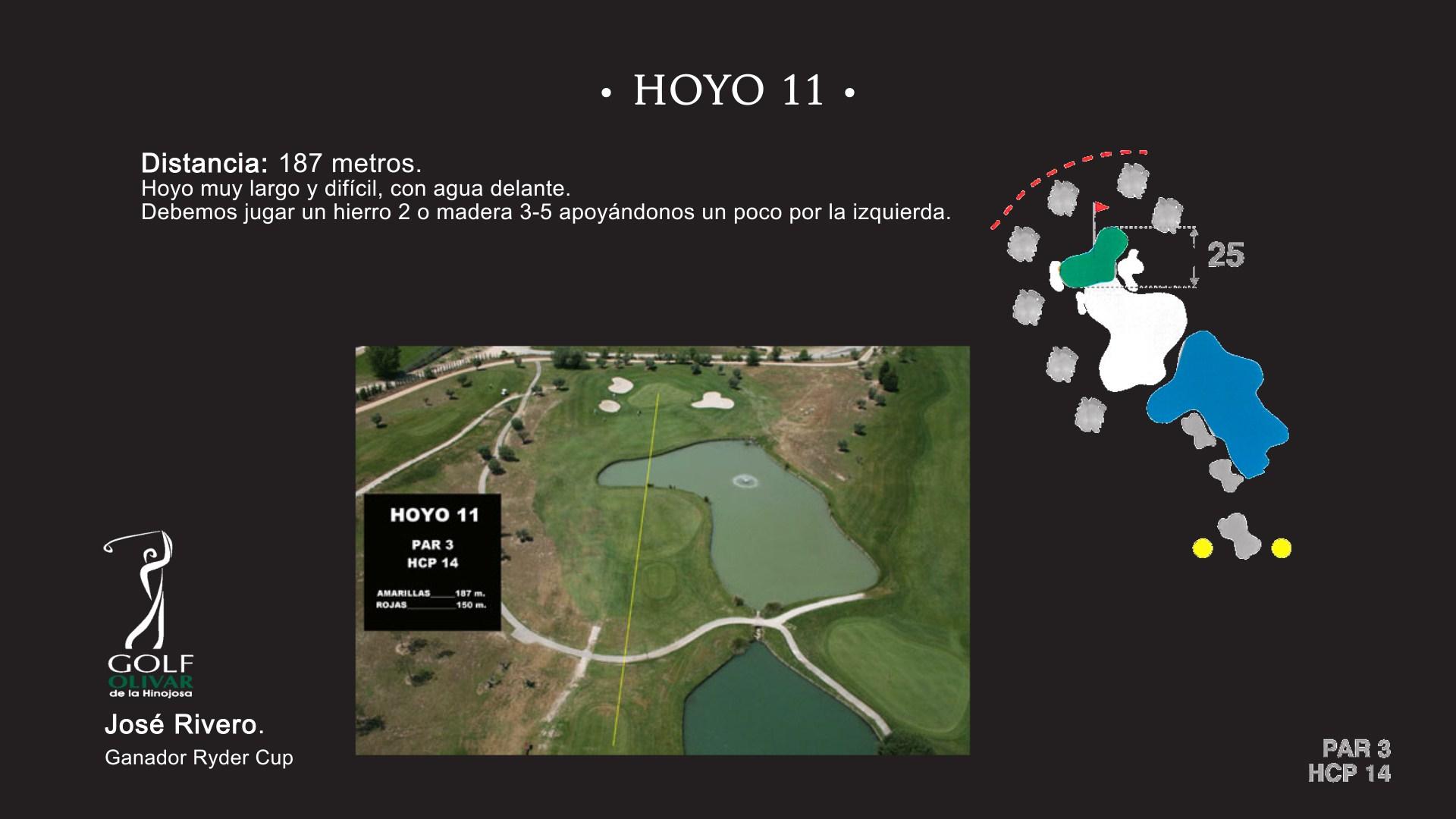 Hoyo 11 Olivar de la Hinojosa