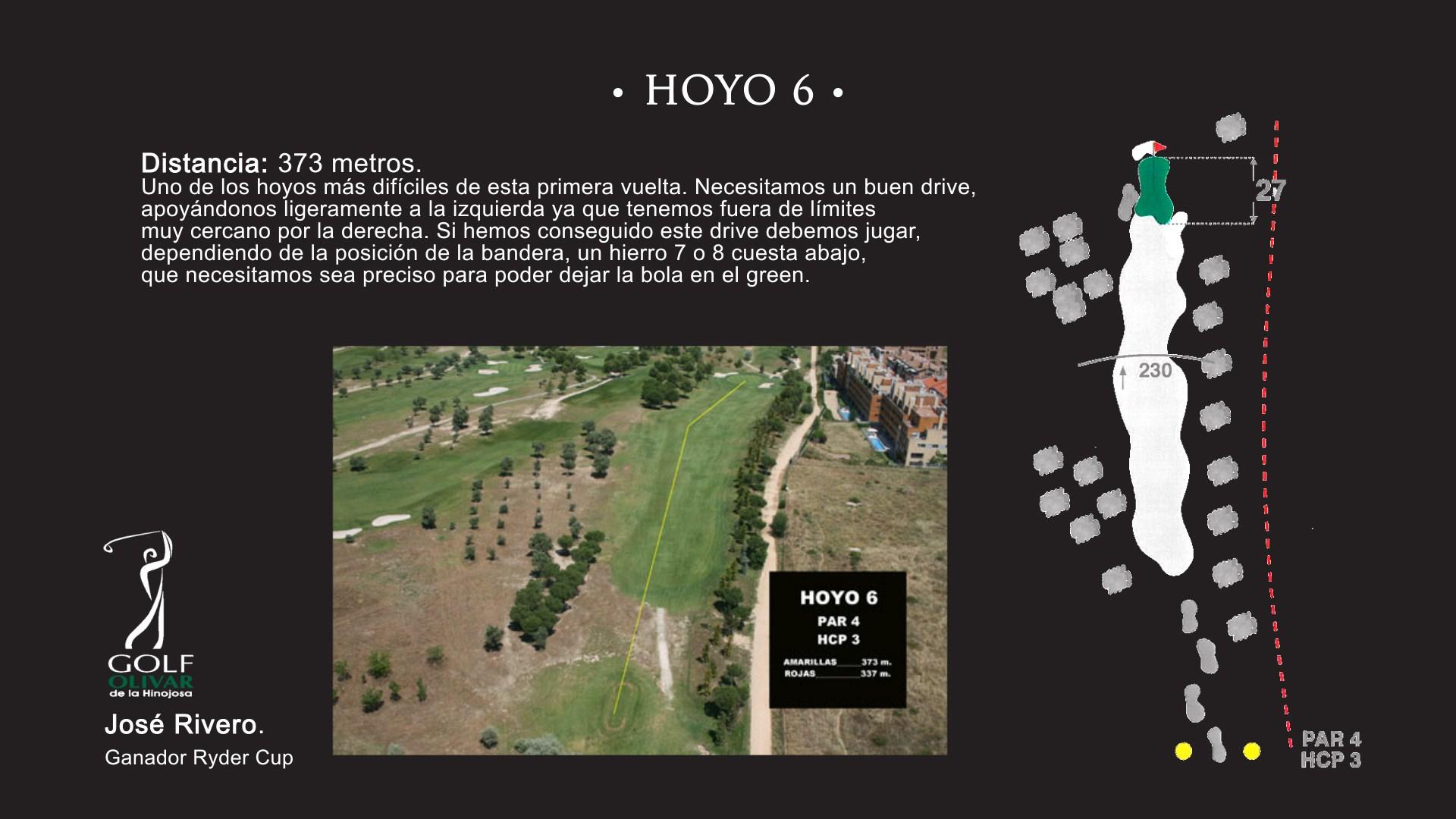 Hoyo 6 Olivar de la Hinojosa