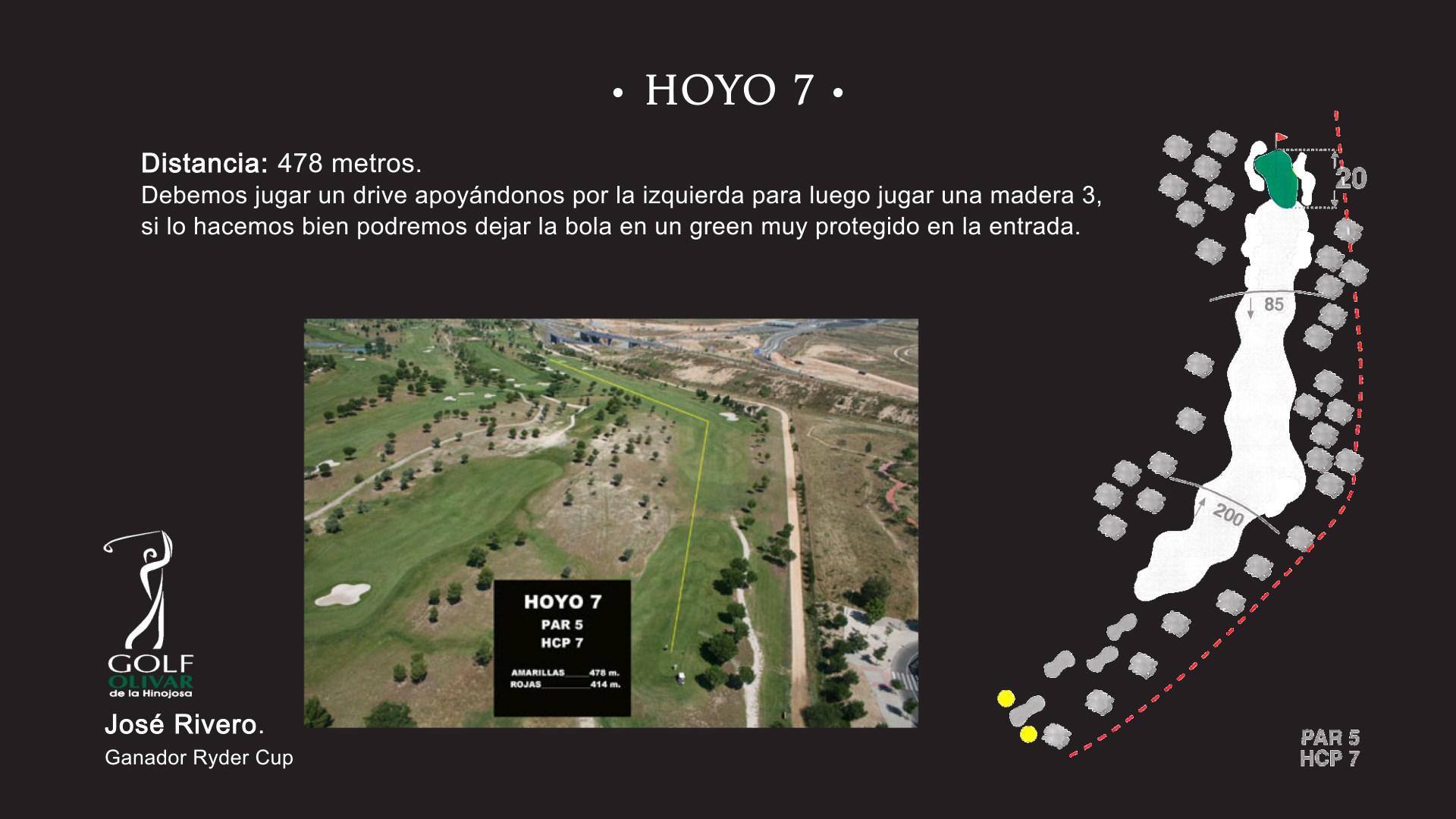 Hoyo 7 Olivar de la Hinojosa