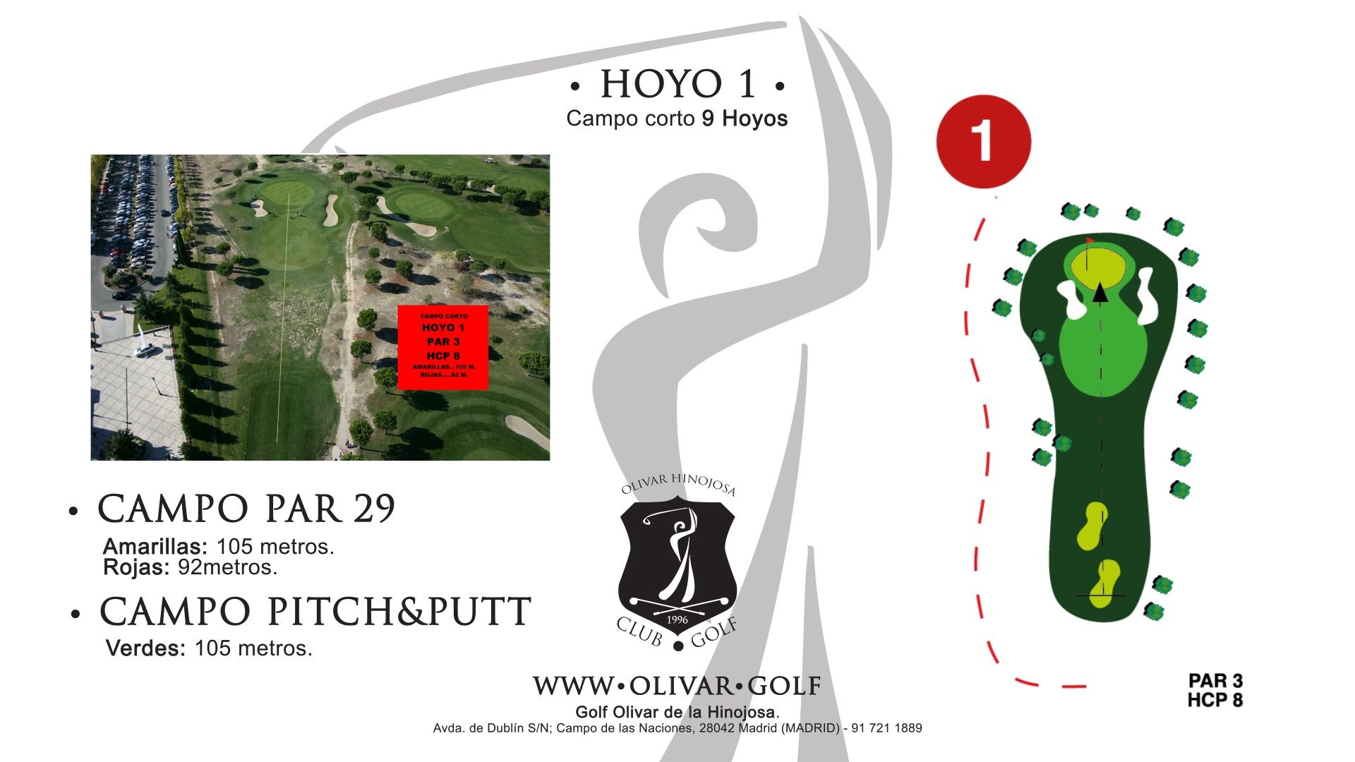 Hoyo 1 Olivar de la Hinojosa