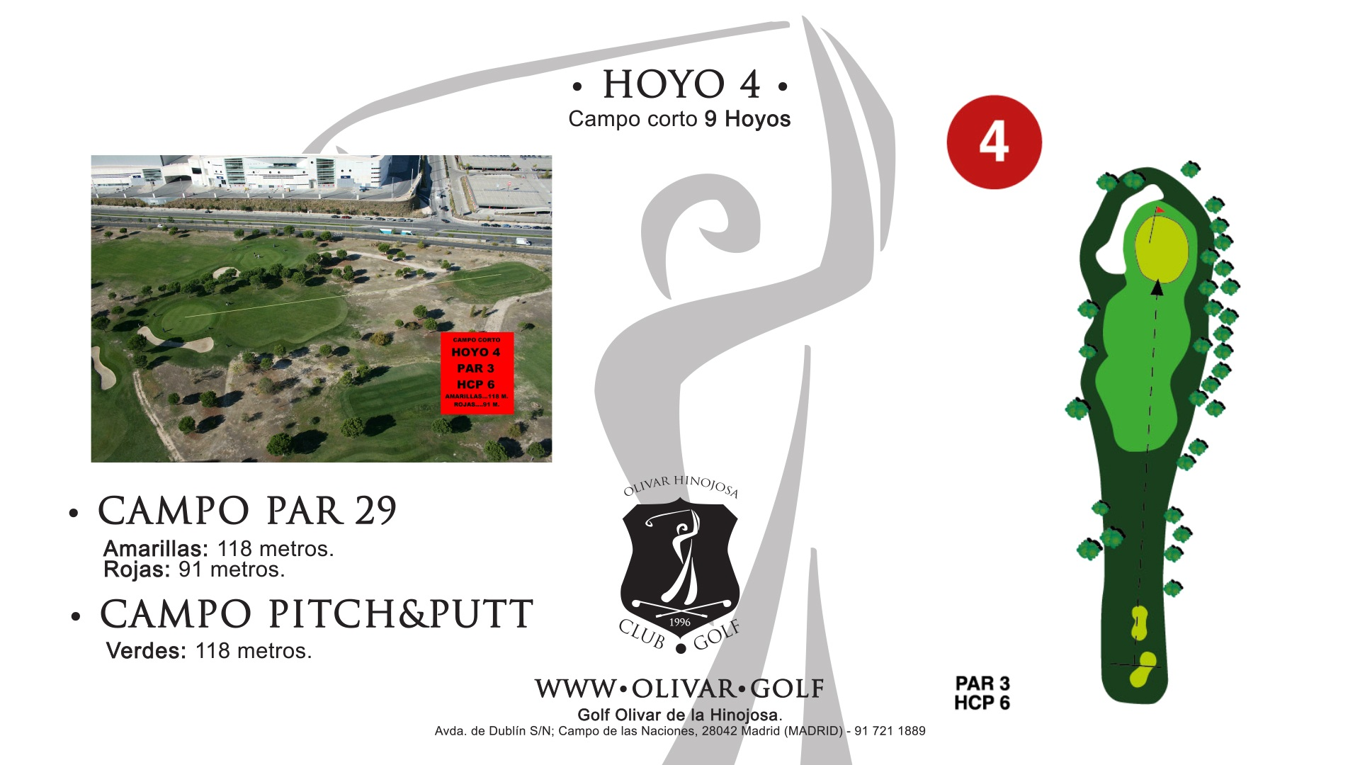 Hoyo 4 Olivar de la Hinojosa