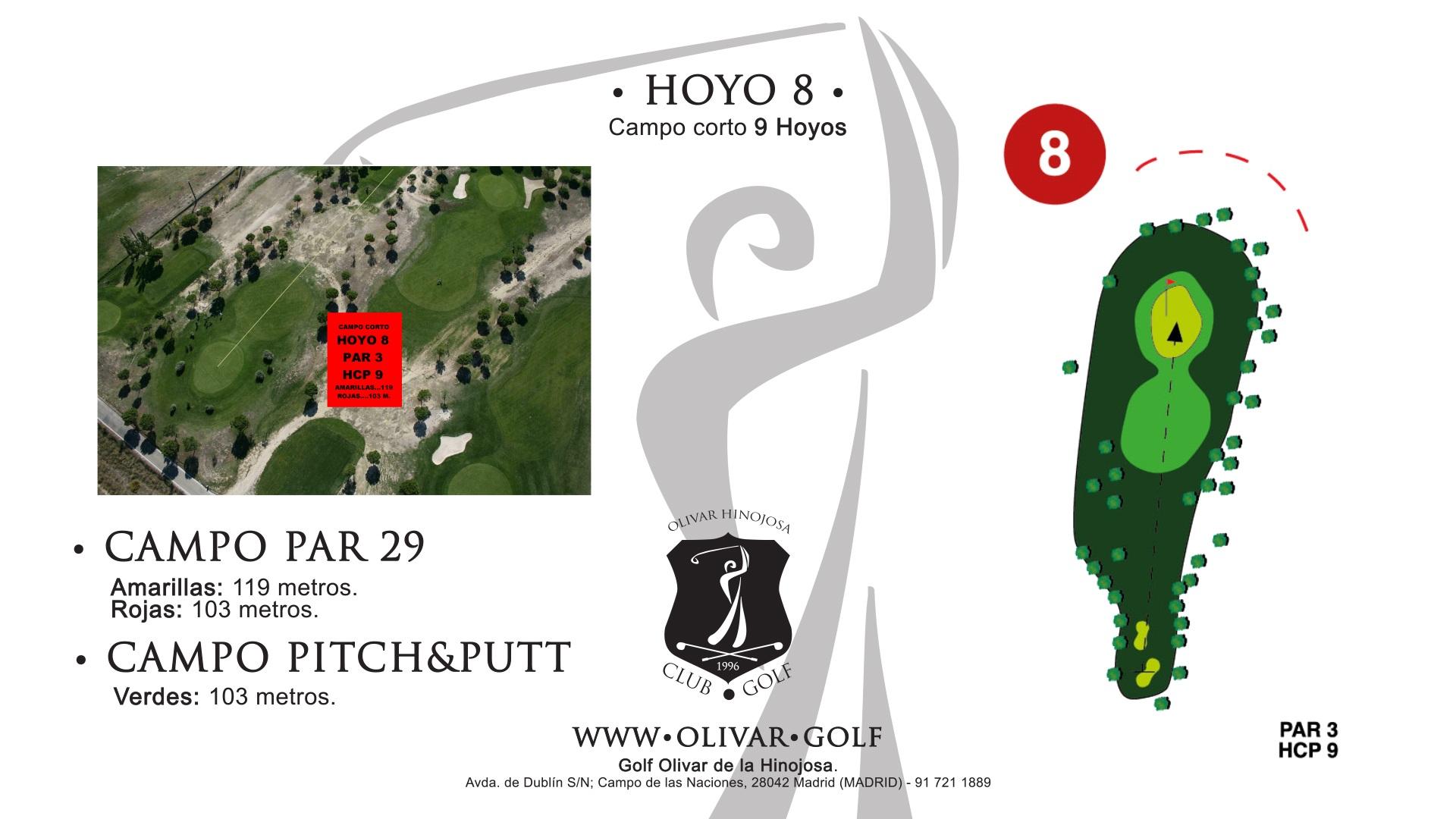 Hoyo 8 Olivar de la Hinojosa