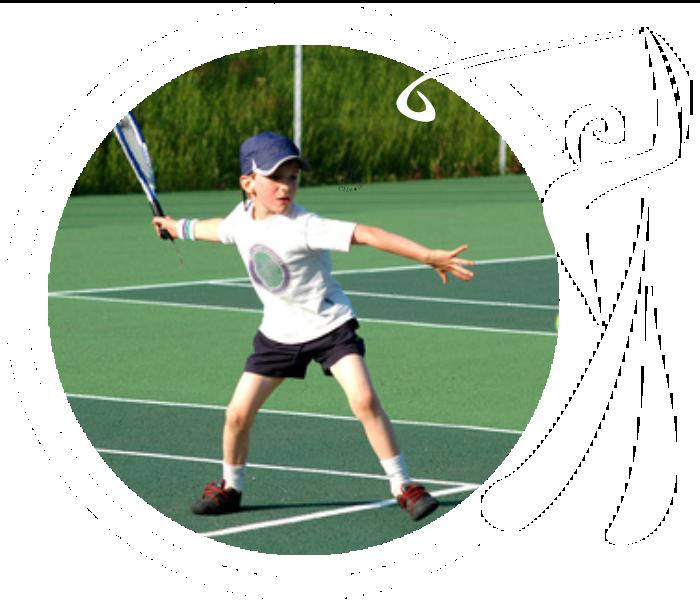 Escuela de TEnis Infantil Golf Olivar Hinojosa