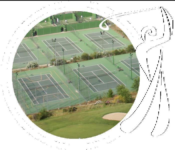 Escuela de TEnis Golf Olivar Hinojosa