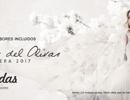 Bodas en el Mirador del Olivar (Mayo 2017) – Oferta exclusiva