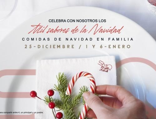 Comidas de Navidad en el Restaurante el Olivar (25 de Diciembre, 1 y 6 de Enero 2017)