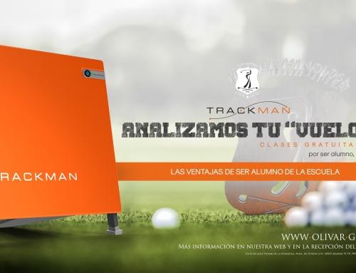 Trackman 4 para alumnos de la escuela Olivar de la Hinojosa – Analizamos tu juego