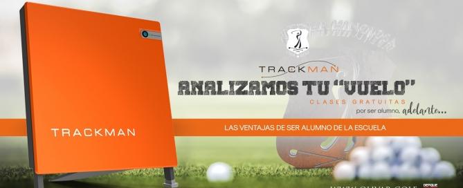 Trackman Golf Olivar de la Hinojosa by PerfectPixel Publicidad Banner Wide