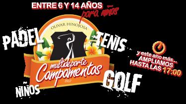 Golf Olivar de la Hinojosa Campo de las Naciones Madrid