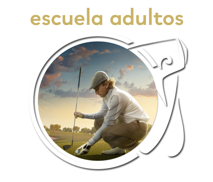 Clases para niños de Golf Olivar