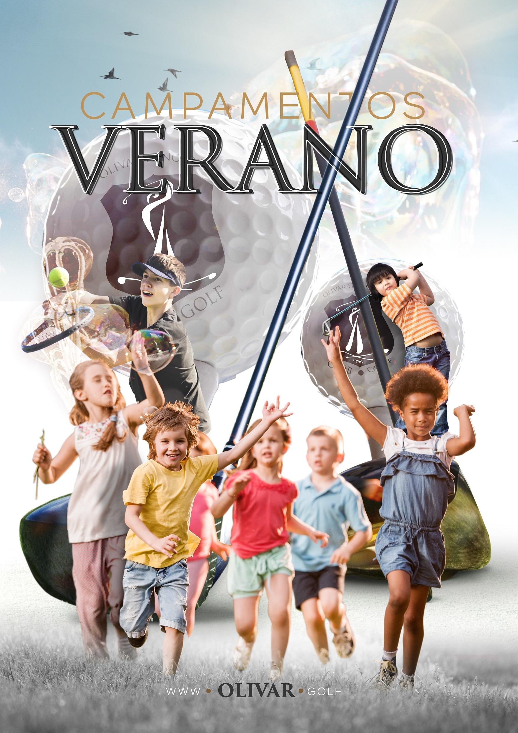 Campamentos de Verano Olivar de la Hinojosa 2019
