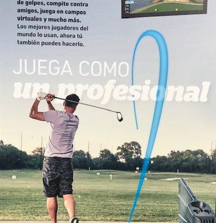 TOPTRACER RANGER Golf Olivar de la Hinojosa campo de practicas Joaquín Molpeceres 3