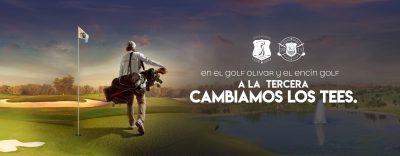 Cambio de Tee Joaquin Molpeceres Encin Golf