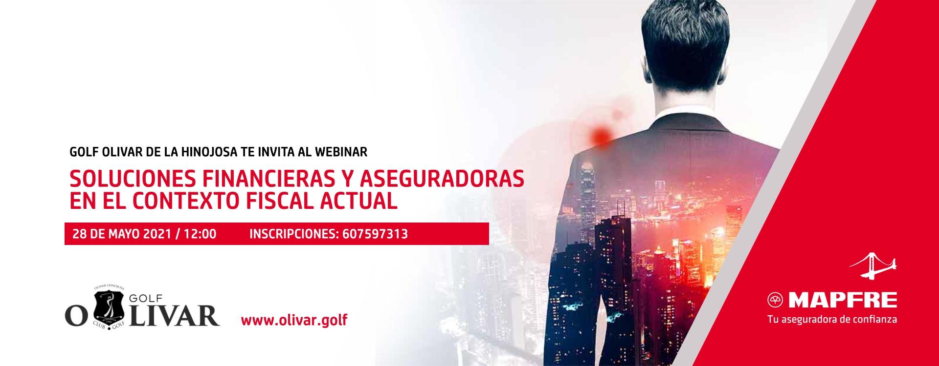 Joaquin Molpeceres Olivar de la Hinojosa Webinar Mapfre seguros