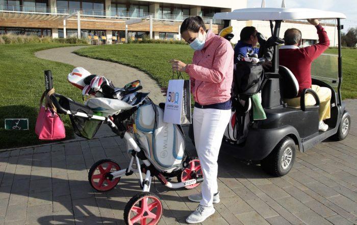 Torneo 500 centenario Olivar Golf JOaquin Molpeceres Sanchez Encin Golf Hotel Madrid