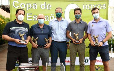 Joaquin Molpeceres en La COPA de España de 9 HOYOS®